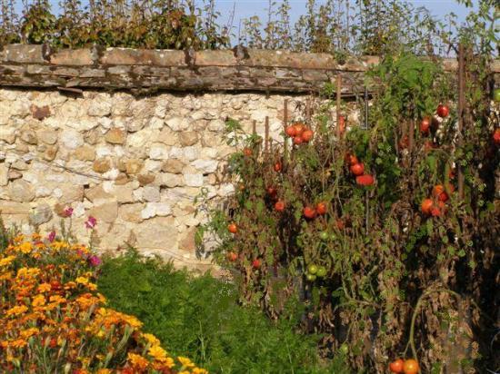 Flagy les jardins