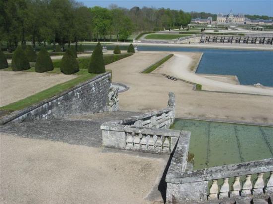 Maincy  Vaux-le-Vicomte