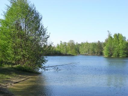 Meaux parc naturel du Pâtis
