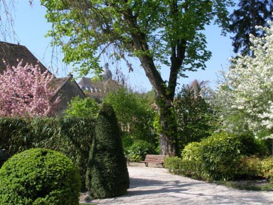 Provins  jardin Garnier