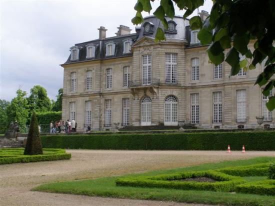 Champs-sur-Marne le château