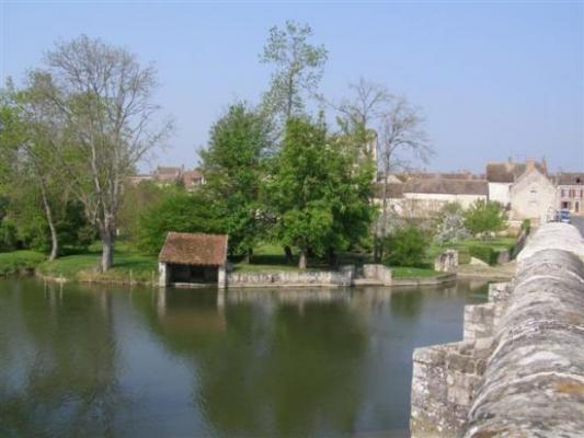 Grez-sur-Loing jardins de la Tour de Ganne