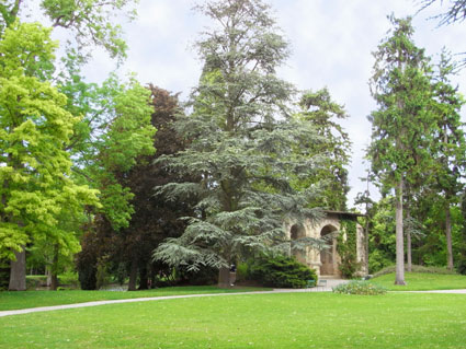 Coulommiers, Parc des Capucins