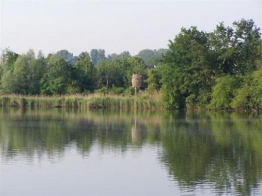 Gouvernes vallée de la Brosse