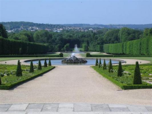 Champs-sur-Marne parc du château
