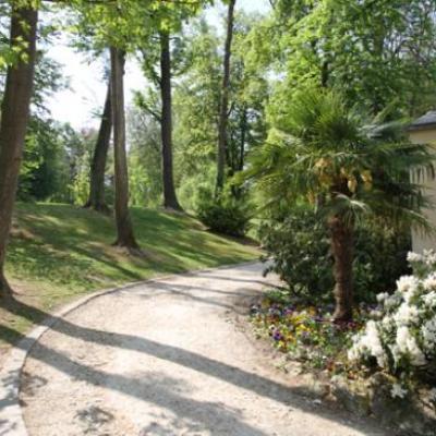 Avon : parc de Bel Ebat