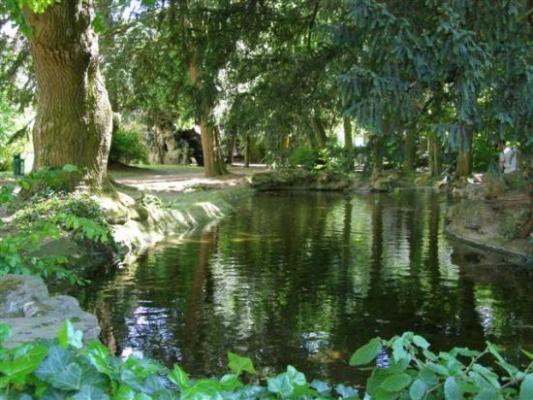 Torcy : parc des Charmettes
