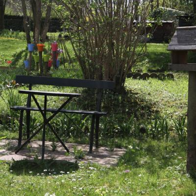 Torcy - jardin collectif d'insertion