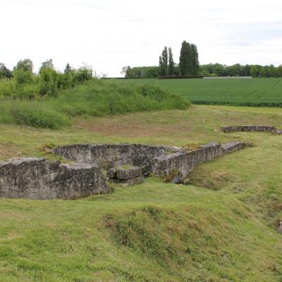 Châteaubleau : le sanctuaire de source