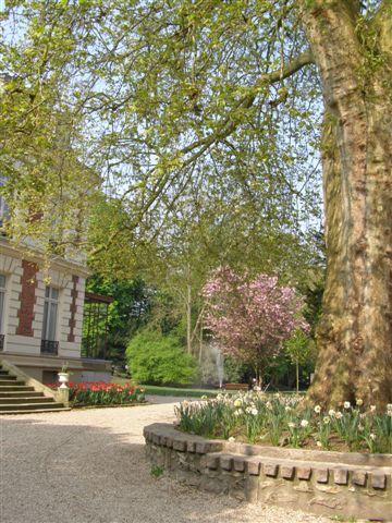 Dammarie les lys parc du ch teau soubiran - Chateau de dammarie les lys ...