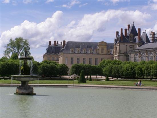 Fontainebleau parc du ch teau for Jardin anglais chateau fontainebleau