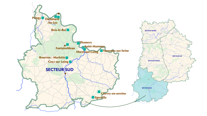 Carte cj 2018 couleurs site secteur sud seul