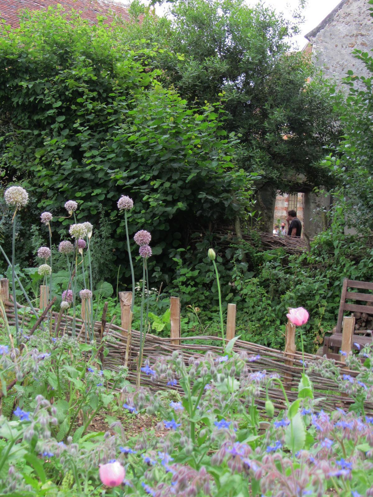 Coulommiers-Jardin de la commanderie
