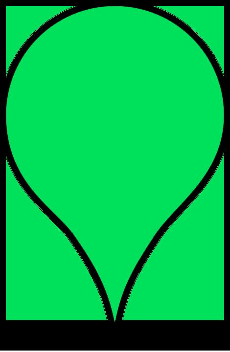 Repe re vert